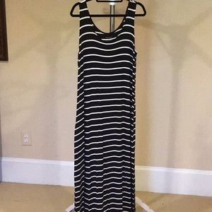 Lord & Taylor maxi summer dress plus size